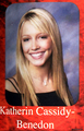 Katie's yearbook photos - katie-cassidy photo