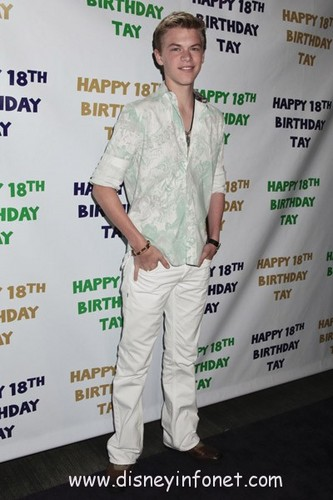 Kenton Duty @ Taylor S B'day