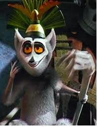 King Julien Official Club wallpaper entitled King Julien!
