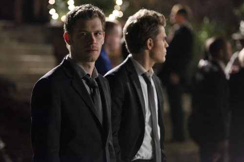 "Klaus and Stefan, 3x09 ""Homecoming"""