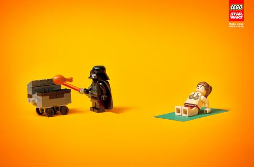 Lego 별, 스타 Wars