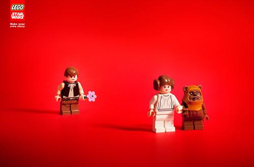 Lego bintang Wars