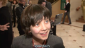 Leicester Square TV Interview  - asa-butterfield screencap