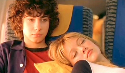 "Lizzie McGuire & David ""Gordo"" Gordon wallpaper containing a portrait called Lizzie and Gordo"