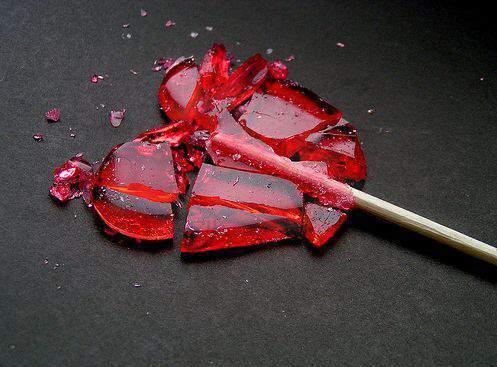 Broken jantung