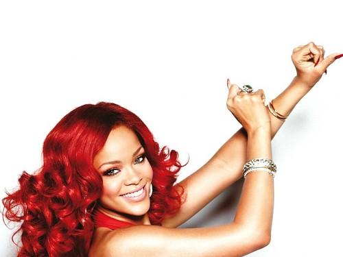 Lovely Rihanna fond d'écran