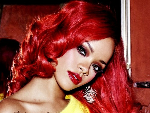 Lovely Rihanna پیپر وال