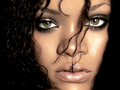 Lovely Rihanna Wallpaper  - rihanna wallpaper