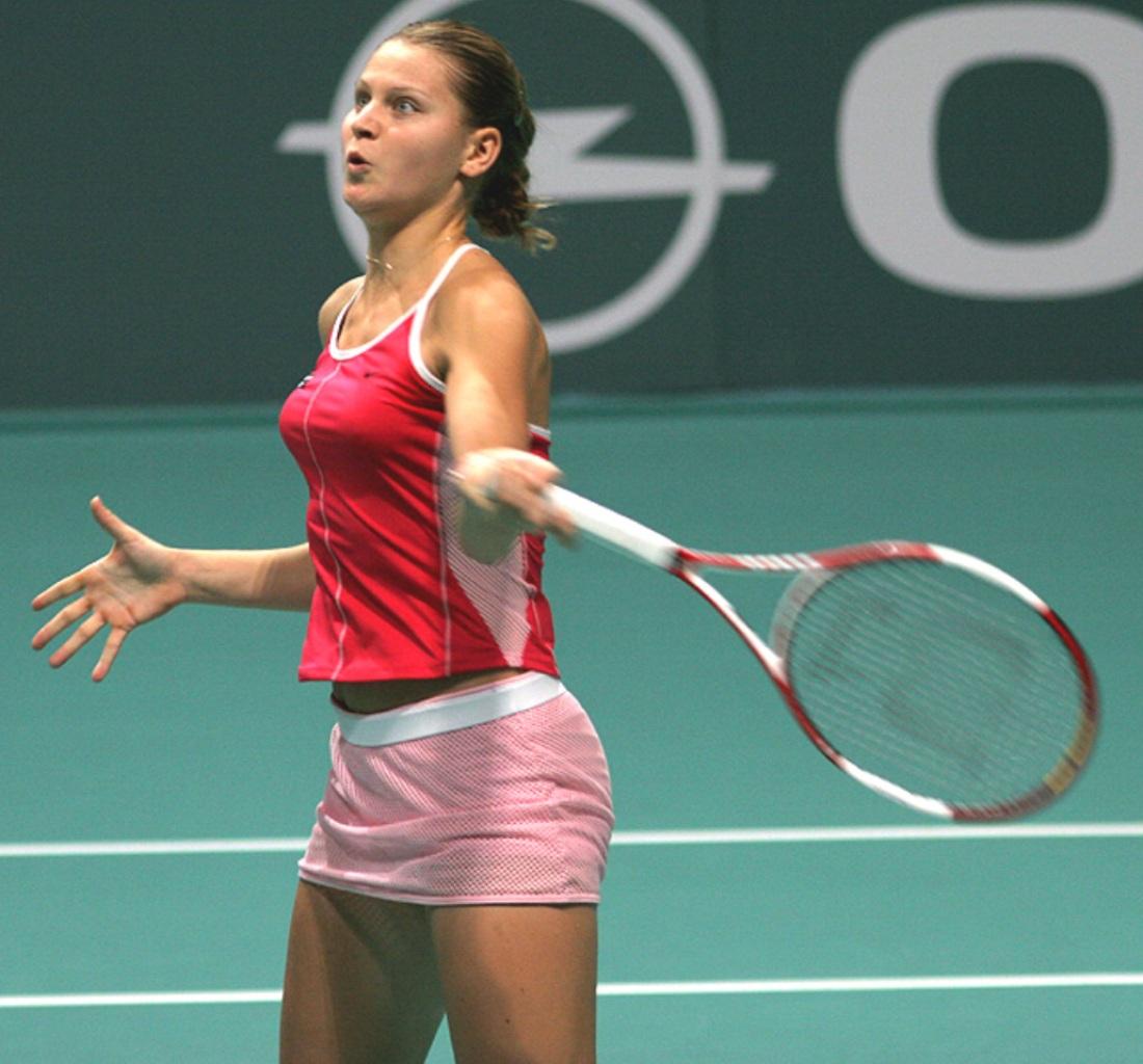 Svetlana Kuznetsova Naakt