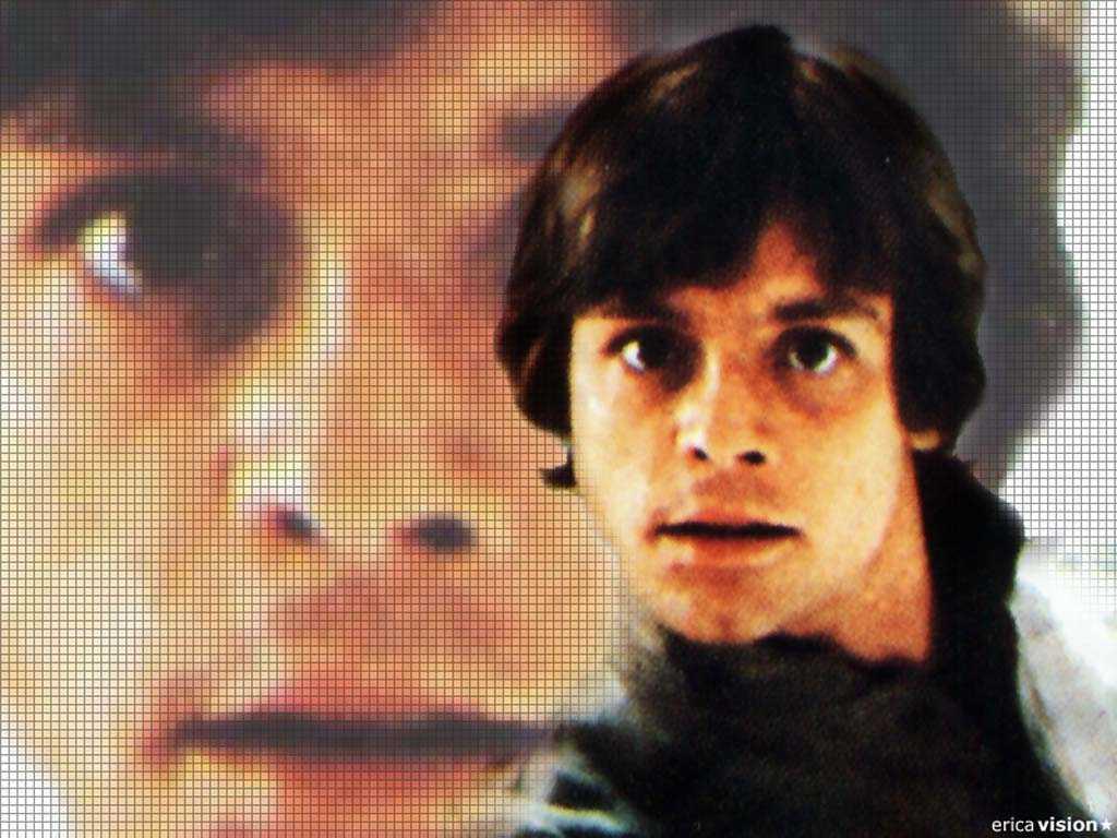 Luke Tesb Luke Skywalker Wallpaper 26508221 Fanpop