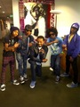 MB with Mike Epps! - mindless-behavior photo