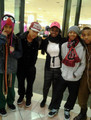 MB  with a Mindless Fan - mindless-behavior photo