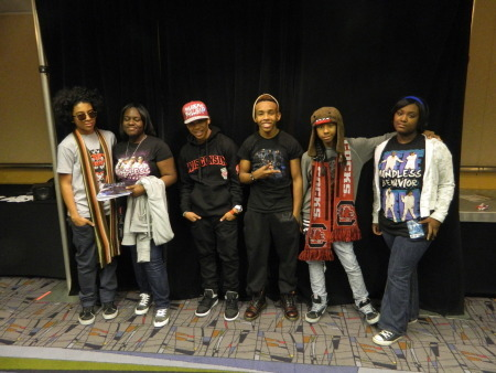 MB with some Fans <3
