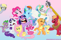 MLP wallpapers - my-little-pony-friendship-is-magic photo