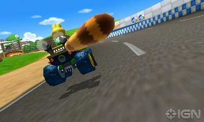 Mario Kart 7 wallpaper called Mario Kart 7