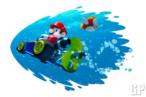 Mario Kart 7 stuff - mario-kart-7 Photo