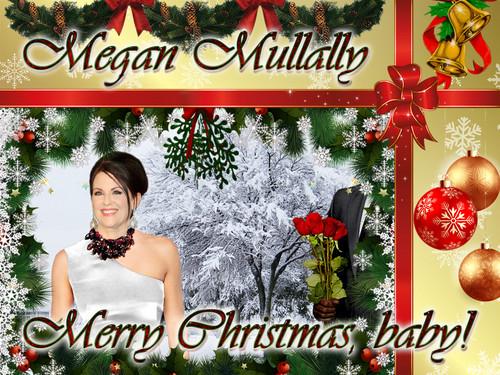 Megan Mullally - Merry Christmas, baby