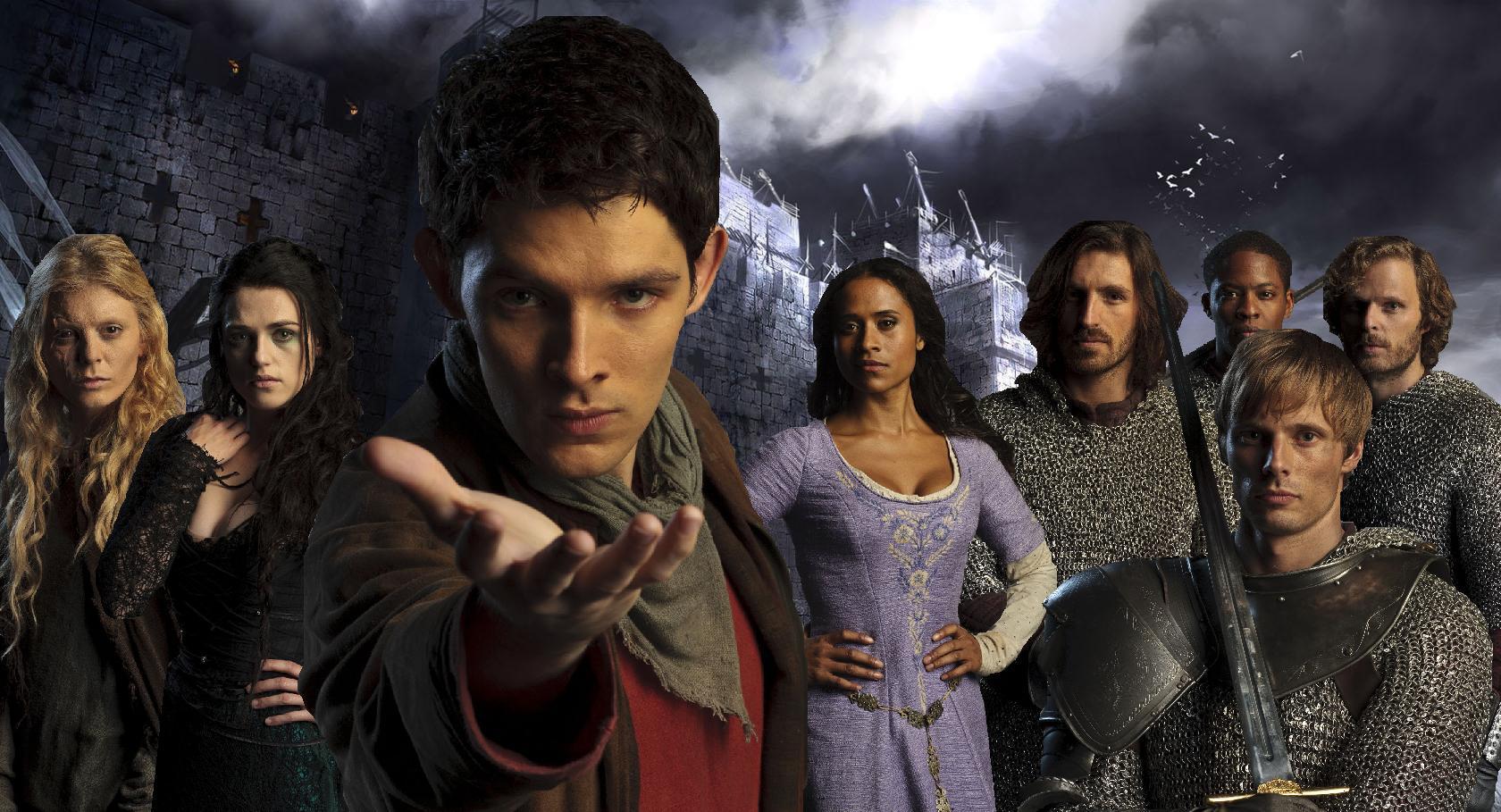 Merlin   Merlin on BBC Fan Art 26541498   Fanpop