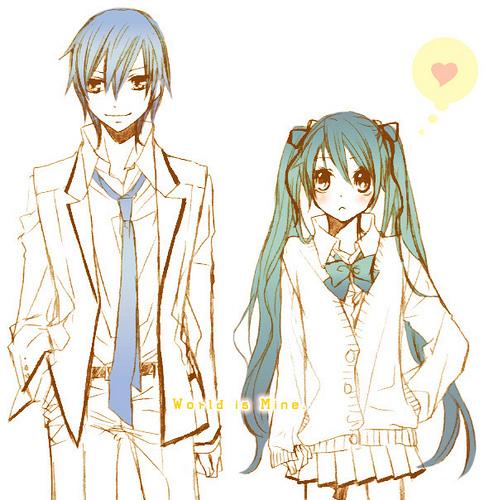 Miku x Kaito