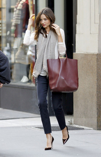 Miranda Kerr Out and About