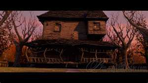 Monster House ghanging back to house form.