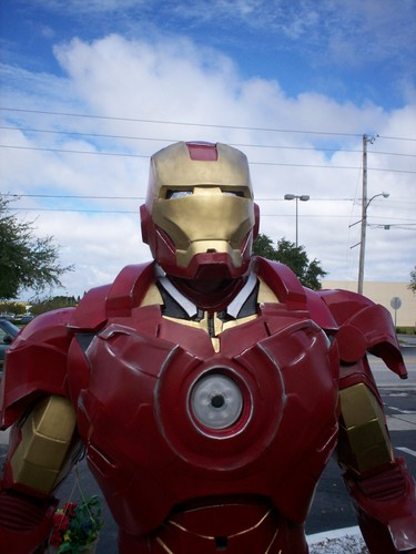 My Iron Man Suit