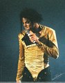 My golden King ;-* - michael-jackson photo