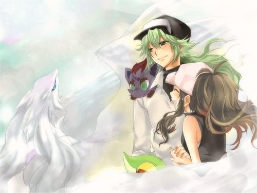 N and Hilda