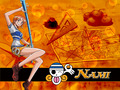 Nami - one-piece wallpaper