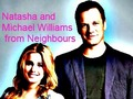 Natasha and Michael - neighbours fan art