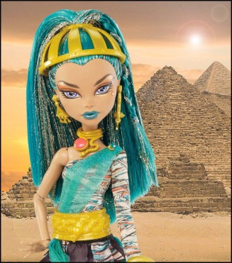Nefera De Nile's Doll In.....Egypt♥