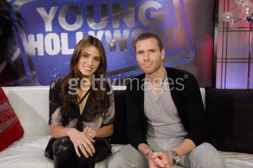 Nikki in the Young Hollywood Studio in Los Angeles