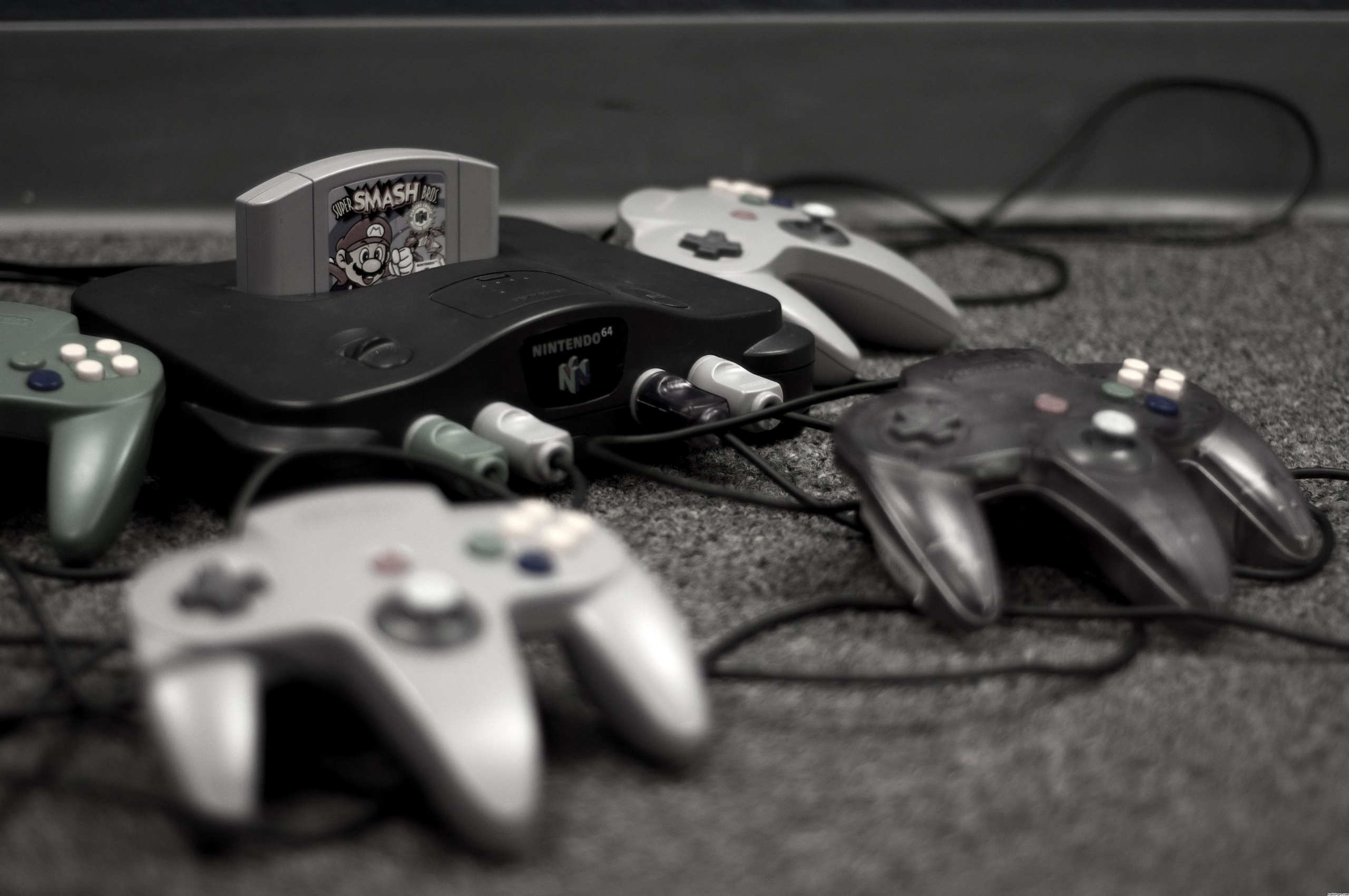 Classic Nintendo images Nintendo 64 HD wallpaper and ...