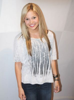 Olivia Holt from Kickin' It
