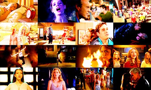 Buffy the Vampire Slayer wallpaper titled Once More With Feeling
