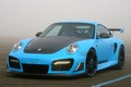 PORSCHE GT rue RS par TechArt
