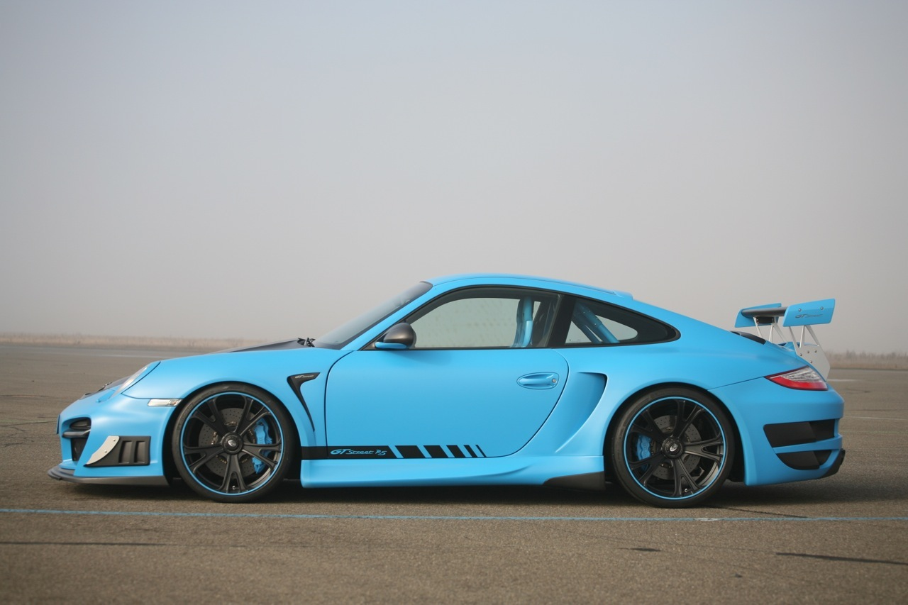 Porsche Images Porsche Gt Street Rs By Techart Hd