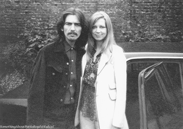 Pattie Boyd Images And George Wallpaper Background Photos