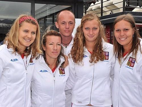 Petra Kvitova Fed Cup 2011
