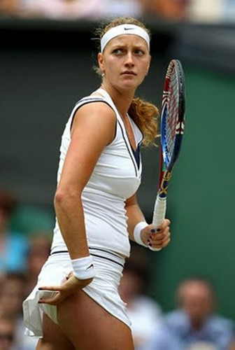 Petra Kvitova hot ass - tennis Photo