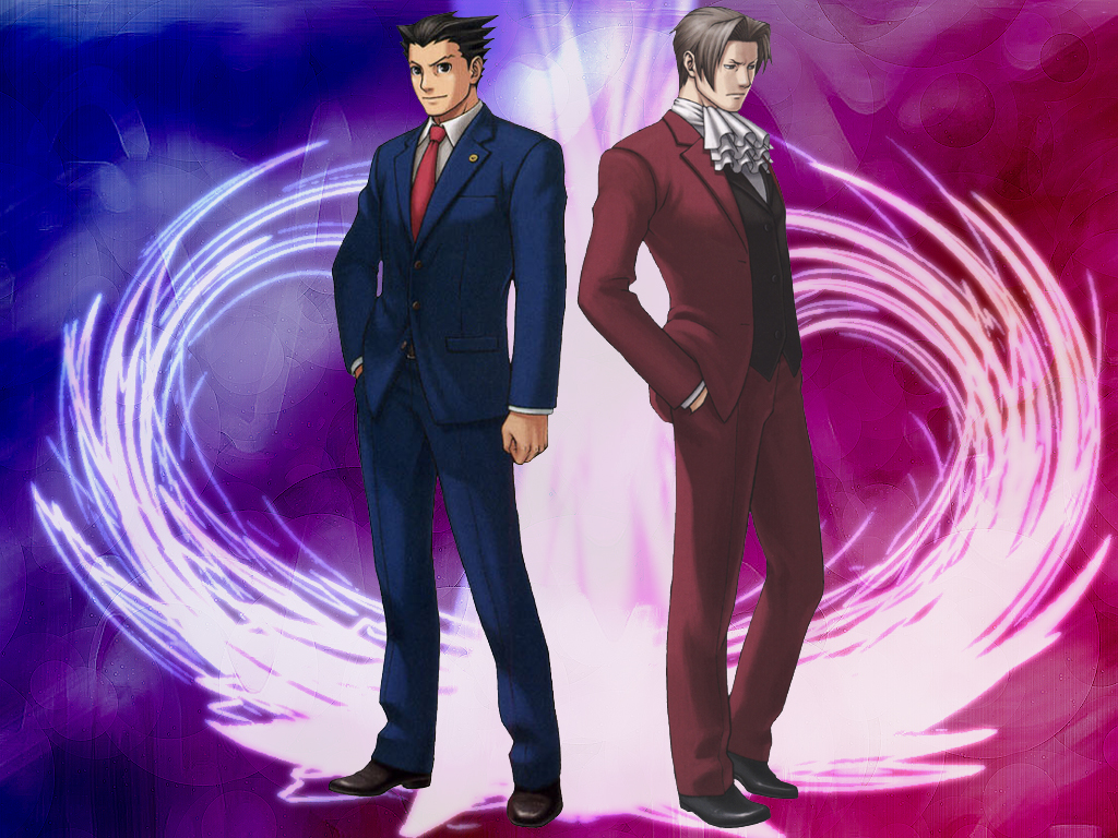 Phoenix Wright Images Edgeworth HD Wallpaper And Background Photos