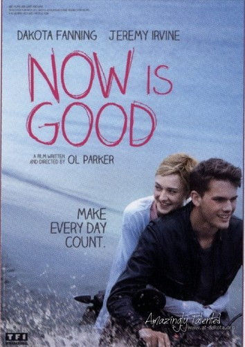 "Promotional Poster for ""Now Is Good"""