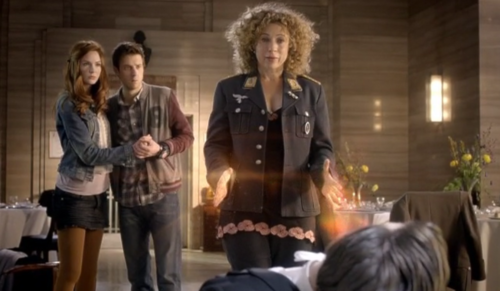 River and the 11th doctor