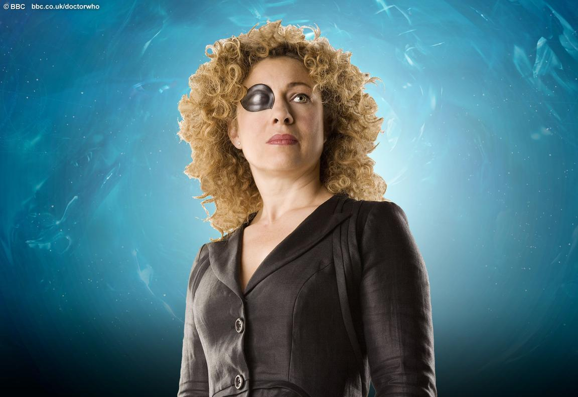 River song river and the 11th doctor