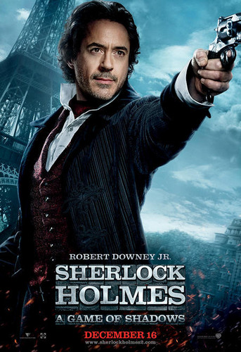 Robert Downey Jr: SH2 Movie Posters
