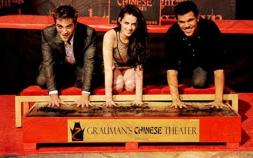 Robert, Kristen & Tyler- HandPrint 2011