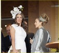 Sarah Jessica Parker: Crown Oaks Day! - sarah-jessica-parker photo