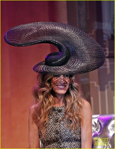 Sarah Jessica Parker: 'I Don't Know How She Does It' in Melbourne!