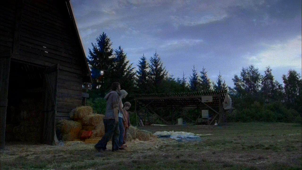 Screen Captures: Messengers 2: The Scarecrow. - Claire