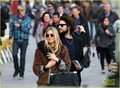 Sienna Miller: Saint Mark Square with Tom Sturridge! - sienna-miller photo